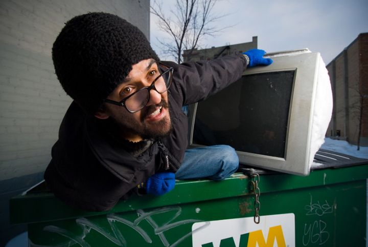 Dumpster diving essay summary statements essay for you