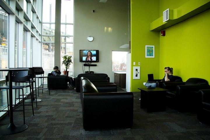 McFeetors Hall at University of Winnipeg
