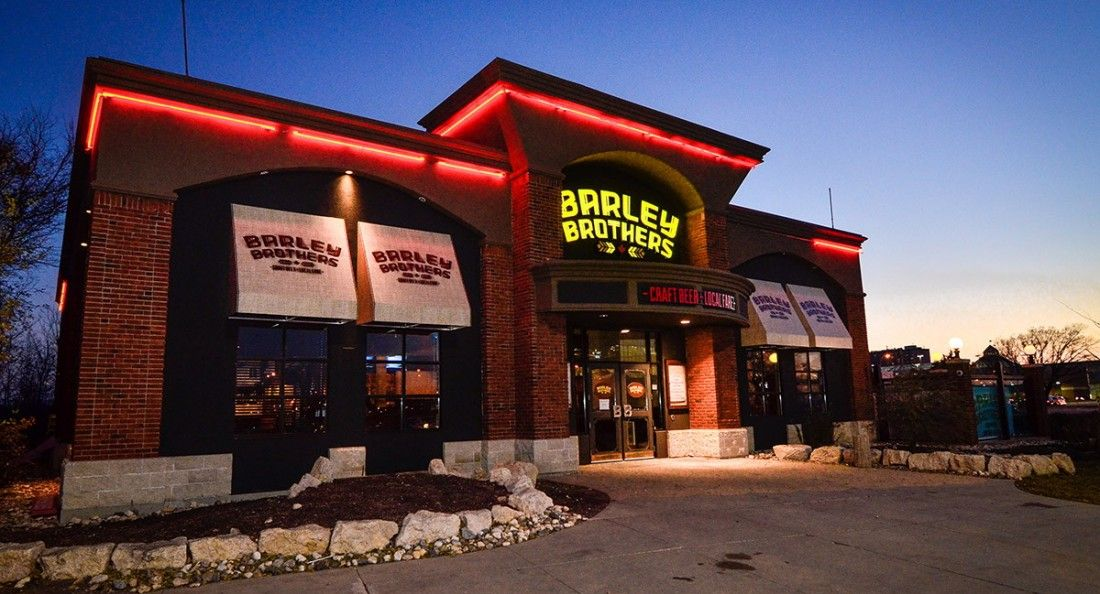 Barley Brothers Winnipeg