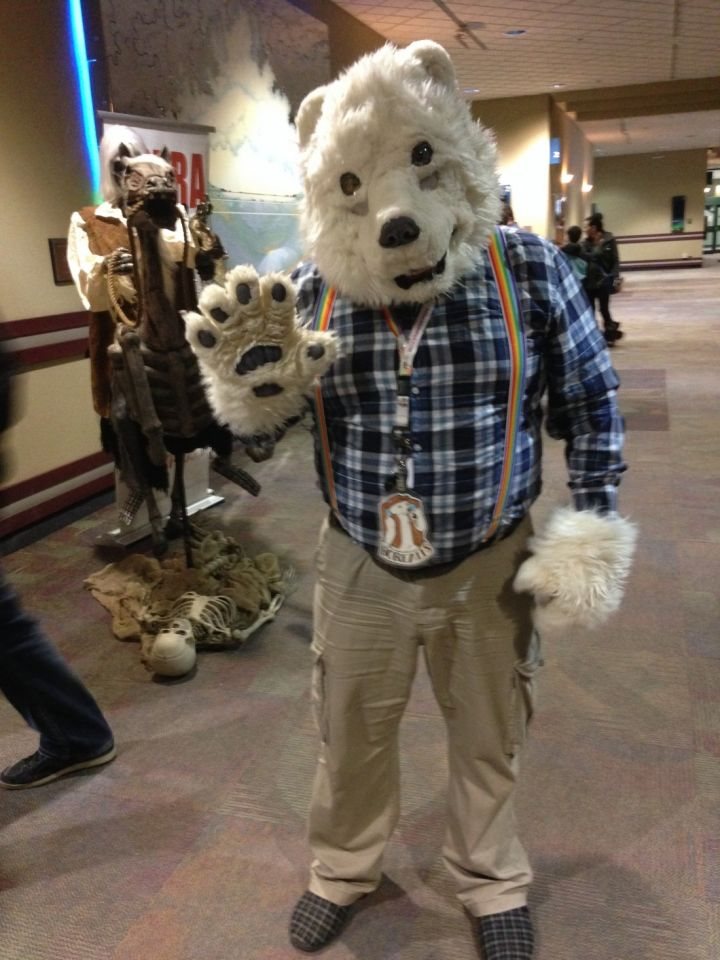 Fitting in with the furries – The Uniter