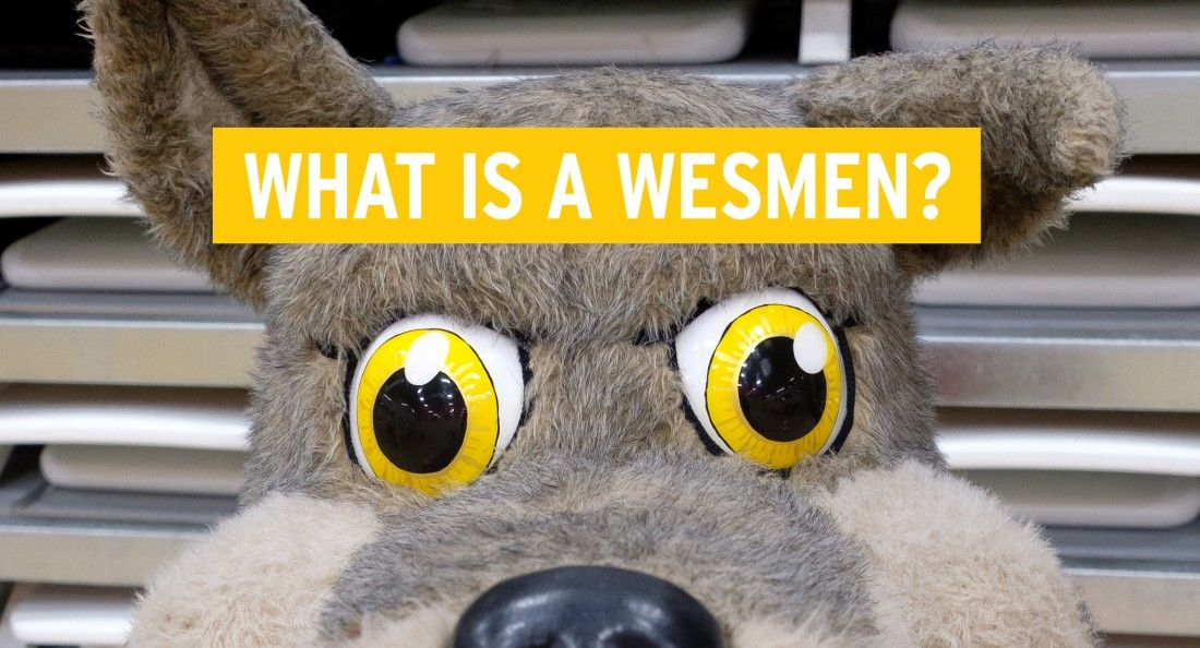 What is a Wesmen?