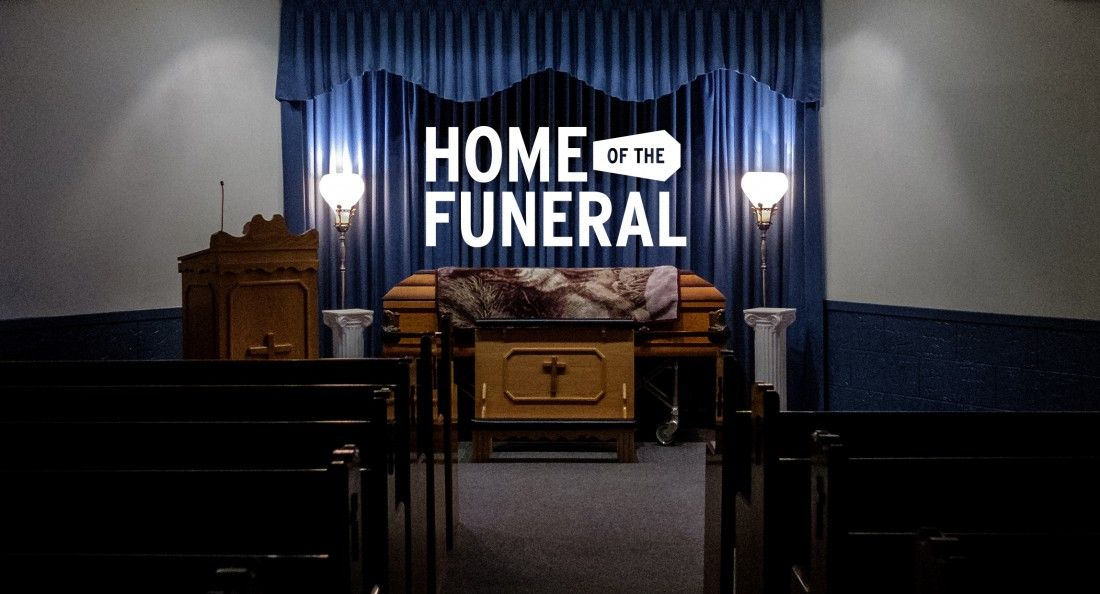 Home of the funeral