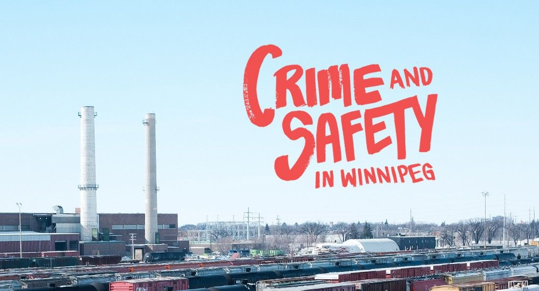 Crime and safety in Winnipeg