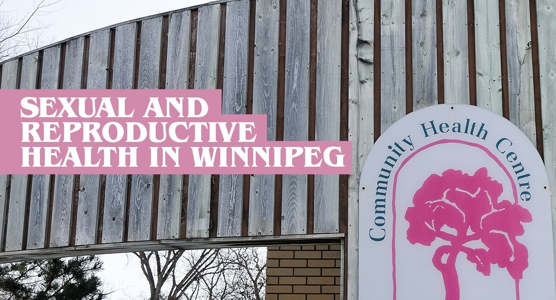 Sexual and reproductive health in Winnipeg